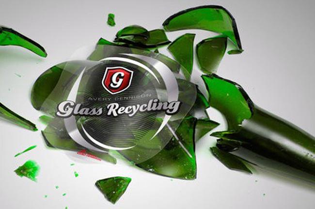 Avery Dennison presenta una nueva technología para el etiquetado del cristal para mejorar los beneficios del reciclaje