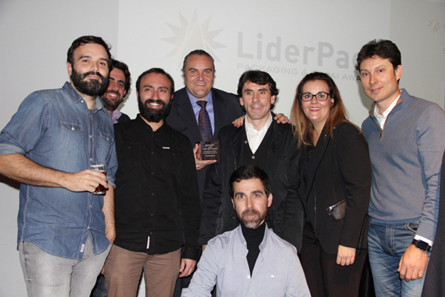 Font Packaging Group, consigue dos premios Líderpapck por su embalaje para parachoques