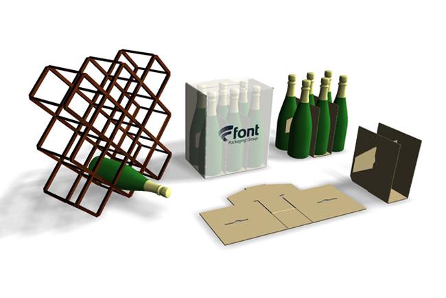 La tecnología 3D llega al departamento técnico de Font Packaging