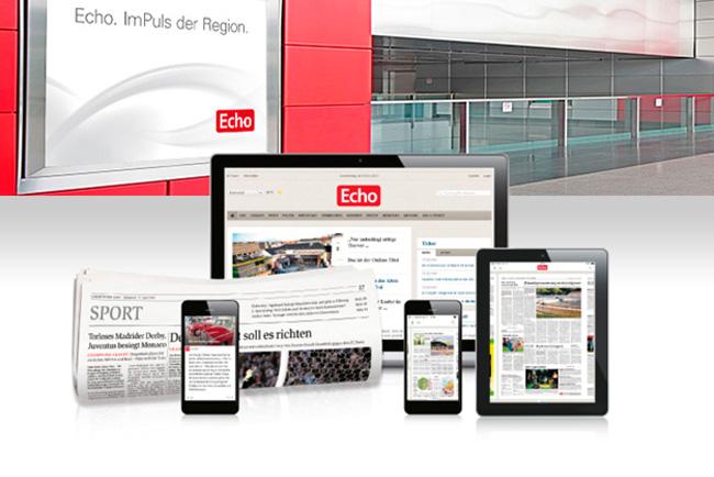 La editorial alemana Echo Medien moderniza su sistema con MILENIUM y QUAY