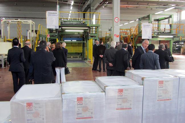 Comart celebró su 50 aniversario con la inauguración de sus nuevas instalaciones