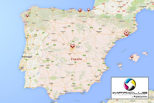 El espectacular arranque de ImpriClub en España