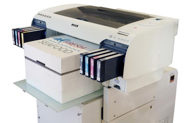 Azonprinter lanza la nueva impresora Azon DTS Boxer en FESPA Digital 2016