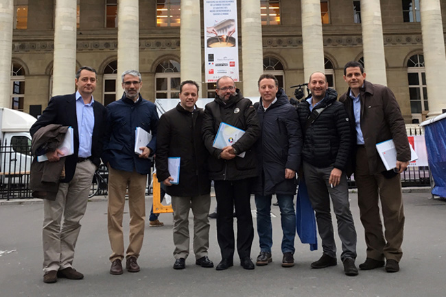 ImpriClub se reúne en París