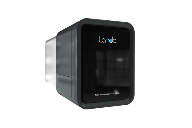 La nueva Landa Nano-Metallography™ ofrece  metalización con cero residuos