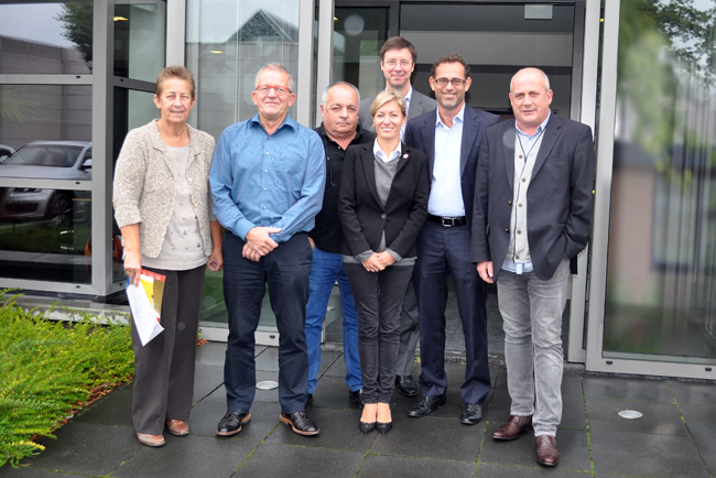 Apex e Innova Flexo Products inician una cooperación para ofrecer mejor servicio en España y Portugal
