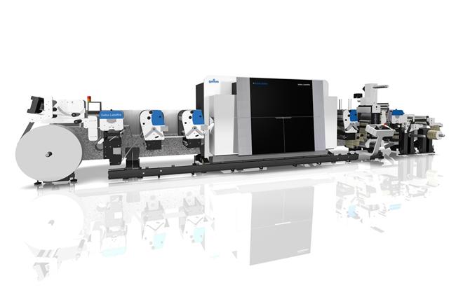 Gallus muestra su compromiso con la impresión digital con sorprendentes resultados