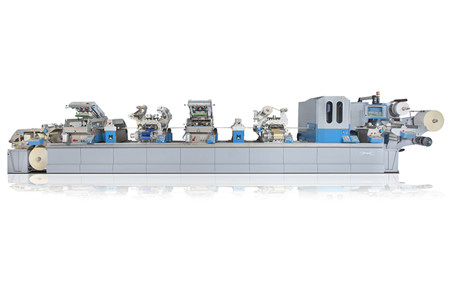 Gráficas Varias completa su parque de maquinaria con la CARTES GT 367