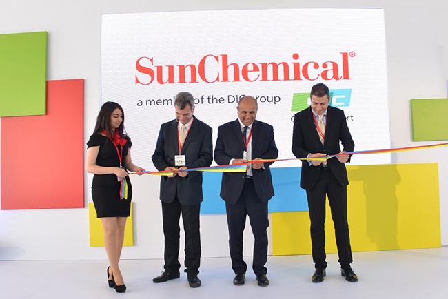 Sun Chemical inaugura en Turquía una nueva y moderna planta de producción con una inversión millonaria