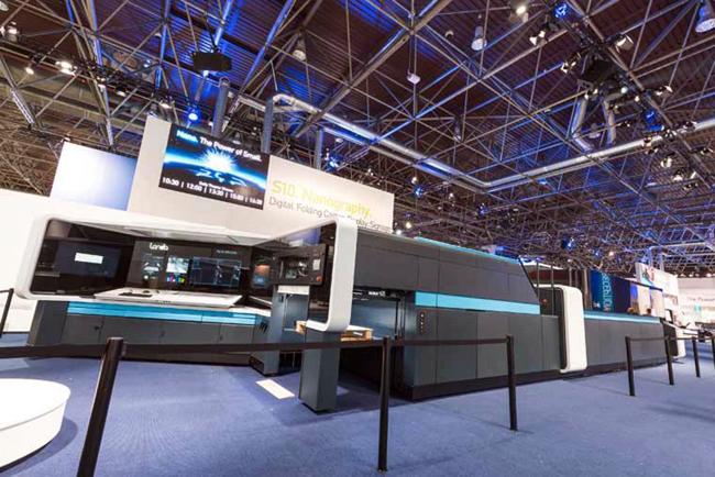 Landa nombra a colordruck Baiersbronn el primer cliente de Nanography® en Europa