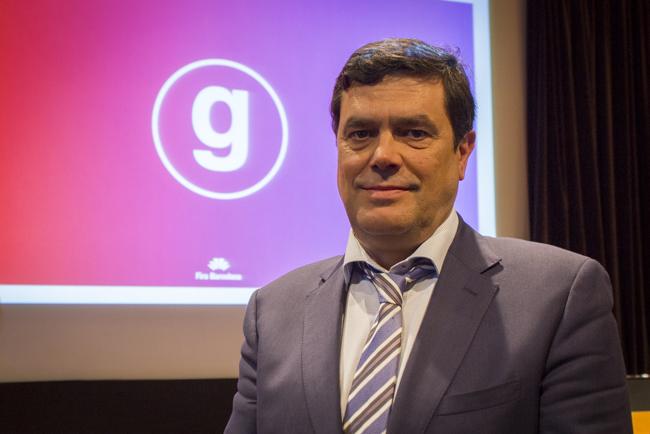 El director de Fuji Hunt Ibérica, Lluís Giralt Álvarez, nuevo presidente de Graphispag