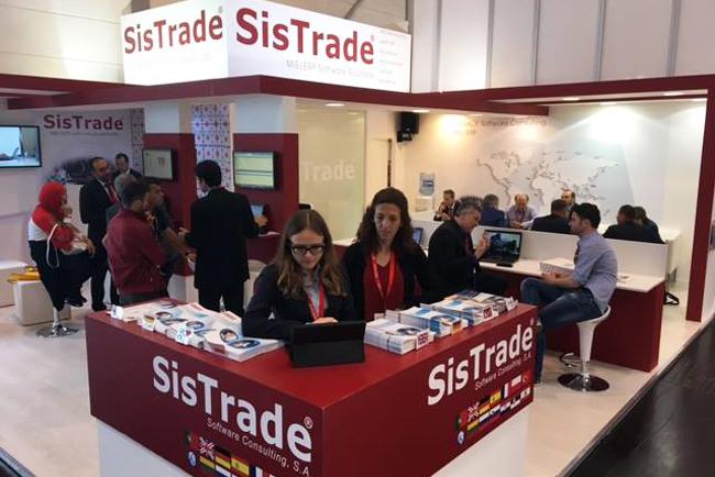 SISTRADE participó con éxito en drupa 2016