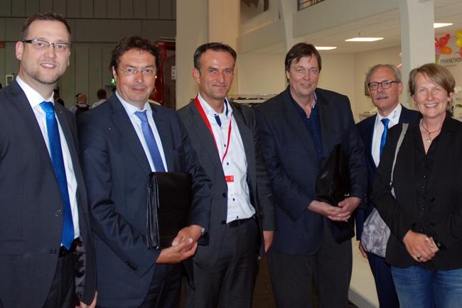 El valor total de los pedidos a QIPC-EAE asciende a 6,3 millones de Euros en la segunda semana de la drupa