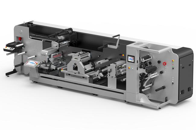 La tecnología más novedosa de ABG en Labelexpo Americas