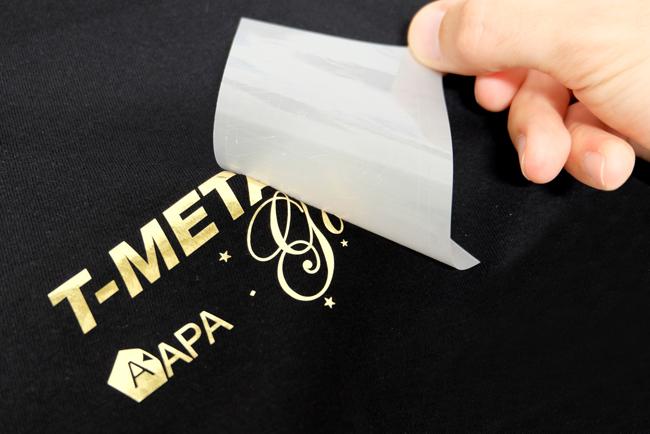 APA presenta T-METAL, Termo-Soldable para tejidos con efecto espejo metalizado