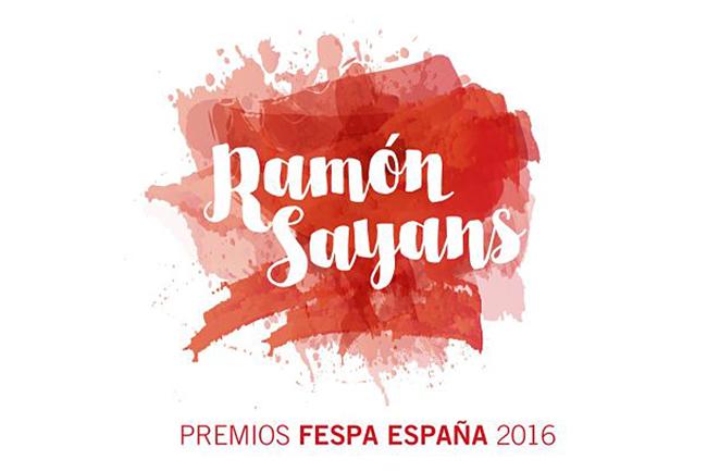 Los II Premios Ramón Sayans: pasaporte a la excelencia mundial de Fespa en Hamburgo