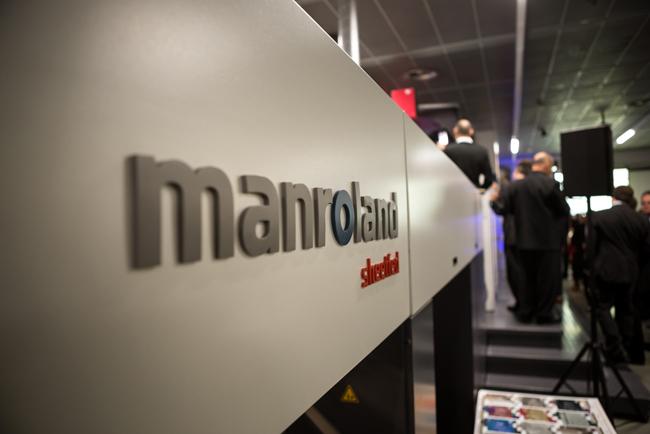 Una innovadora imprenta adquiere el Secado LED UV de Manroland Sheetfed