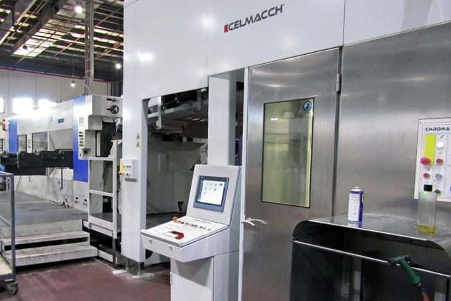 Best Carton, uno de los mayores líderes del mercado de Israel, pone su confianza en la tecnología Celmacch