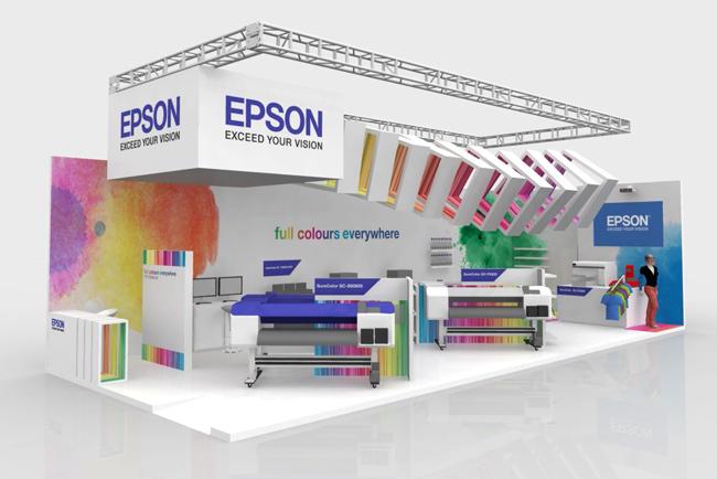 Epson muestra en C!Print la tecnología de impresión más avanzada sobre cualquier superficie