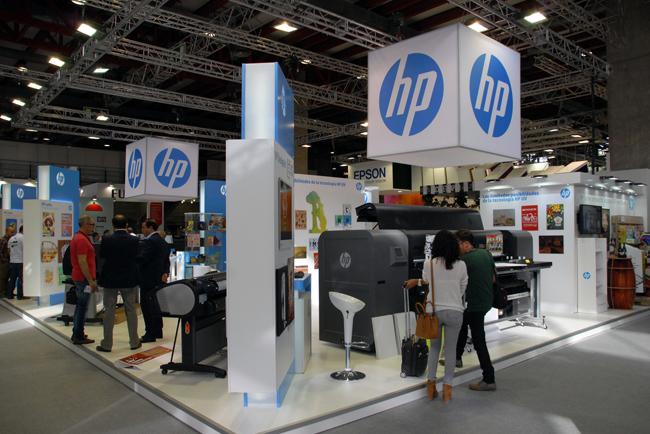 HP Inc. mostró las innovaciones de su portfolio  de gran formato en C!Print Madrid
