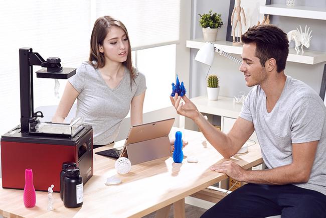 XYZprinting presenta su impresora 3D Nobel 1.0A: la más rentable y potente del mercado de tecnología SLA