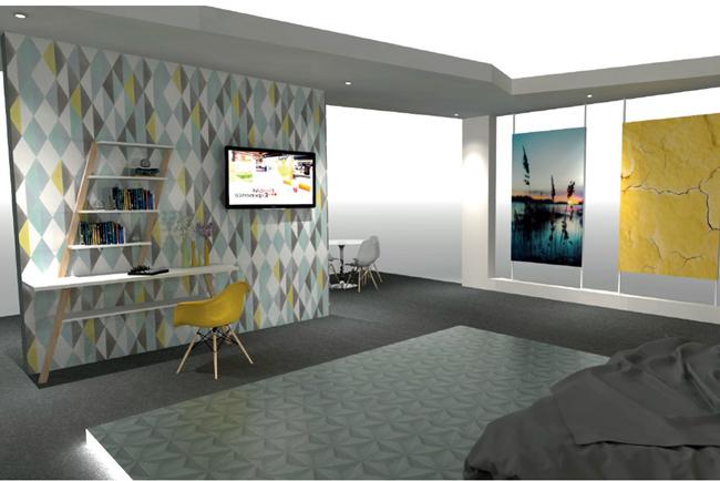 Graphispag presenta en Hostelco soluciones de impresión para crear ambientes únicos