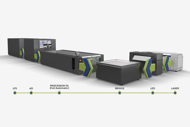 La implicación de la cuarta revolución industrial en la producción de planchas Flexo