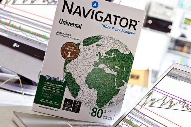 Navigator es el líder europeo en papel de oficina