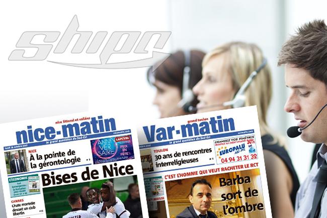 Nice Matin elige a Protecmedia como partner para revolucionar su logística de Distribución y ofertas de Suscripción
