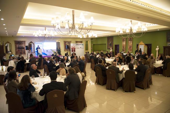 Aseigraf celebra el 10 aniversario con su VI Cena de Empresarios