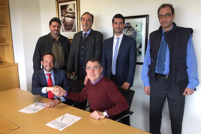 Un pedido del Performance Package, el primer paso de QIPC en España