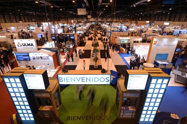 Logistics, Empack y Packaging Innovations Madrid se confirman como número uno del sector