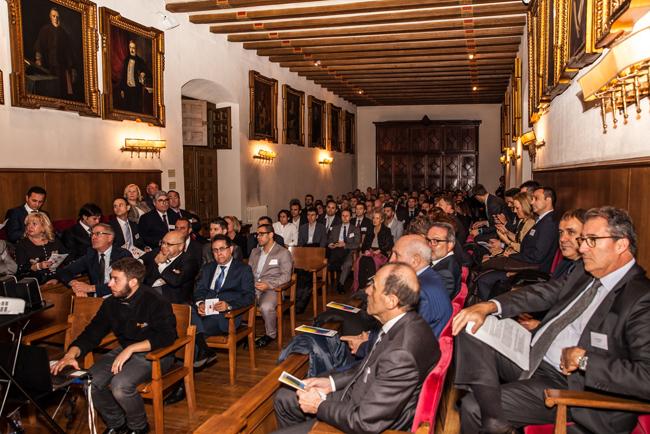 Entrega de los premios del XIII Concurso Nacional de Flexografía
