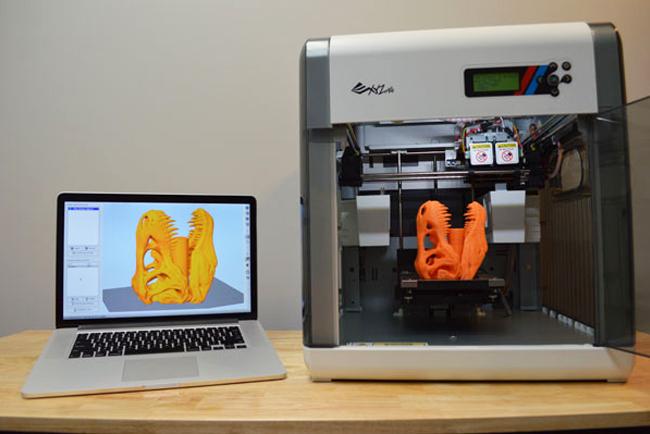 XYZprinting sorprende a la industria de la impresión 3D con sus últimas innovaciones en CES 2017