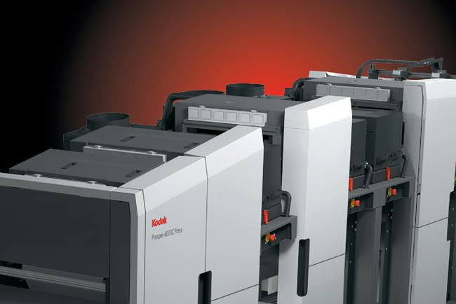 Kodak proporciona información actualizada sobre la venta de su negocio de inyección de tinta PROSPER