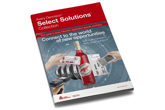 Avery Dennison señala nuevas e interesantes oportunidades con su último catálogo de Select Solutions™