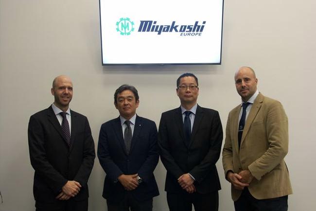 Miyakoshi Europe consolida su posición en el mercado europeo de etiquetas de alta calidad
