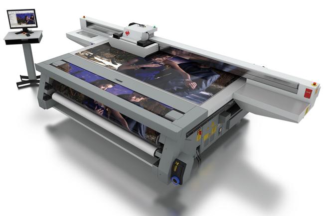 Canon mostrará en graphispag 2017 su exitosa gama de impresoras planas Océ Arizona en el stand de Ribera Digital