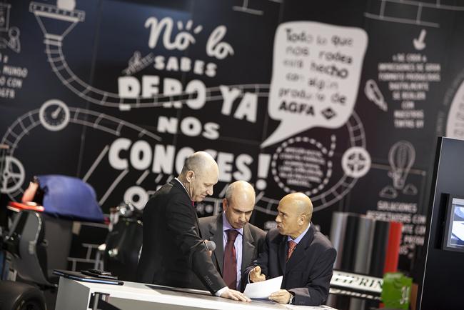 Graphispag presenta las posibilidades creativas y de negocio de la impresión a nuevos sectores