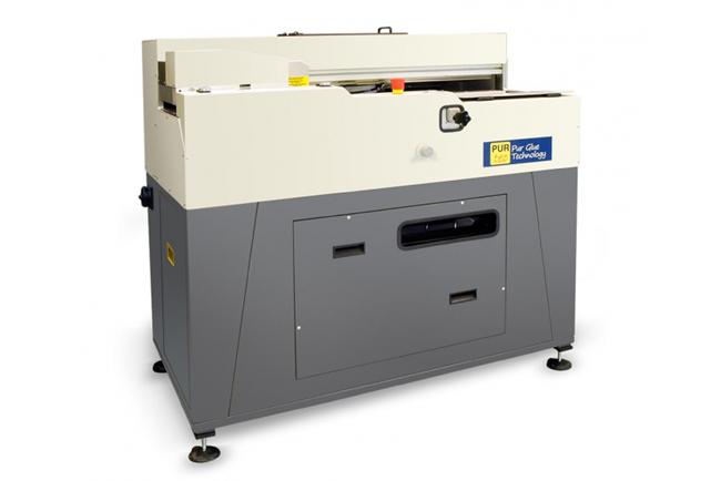 MKM presenta su acuerdo con PurTec para la encuadernación de libros en sistemas de cola caliente