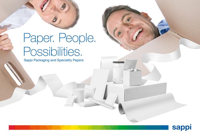 Soluciones para envases innovadoras y sostenibles de Sappi