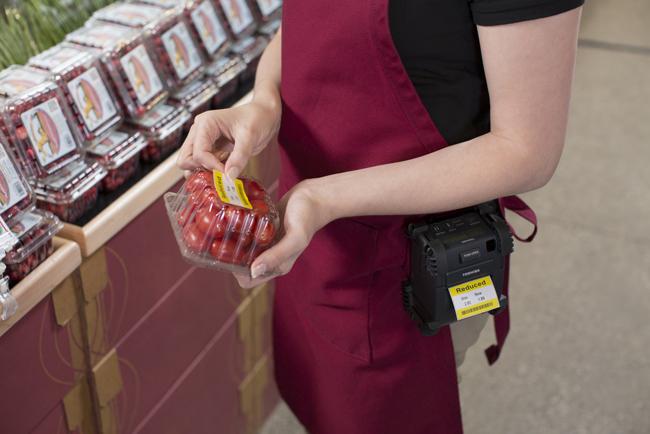 El 80% de los productos frescos de los supermercados usan etiquetas Linerless impresas con equipos Toshiba