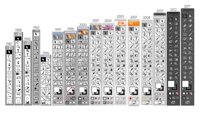 Adobe Illustrator cumple 30 años