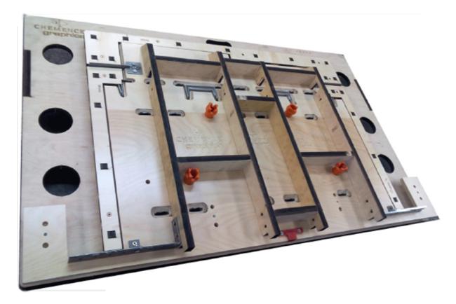 Chemence Graphics colabora en Graphispag como uno de los proveedores clave en la fabricación de troqueles para el cartón ondulado