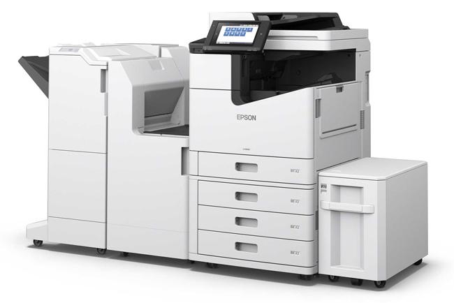 Epson presenta la revolucionaria impresora multifunción A3 profesional de alta velocidad
