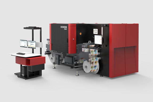 Xeikon amplía su oferta de impresoras de etiquetas con el lanzamiento de la tecnología Panther