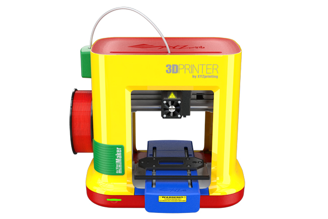 XYZprinting, impresoras para todos los gustos, bolsillos y niveles