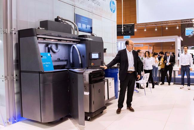 HP muestra cómo la impresión 3D está revolucionando la fabricación tradicional