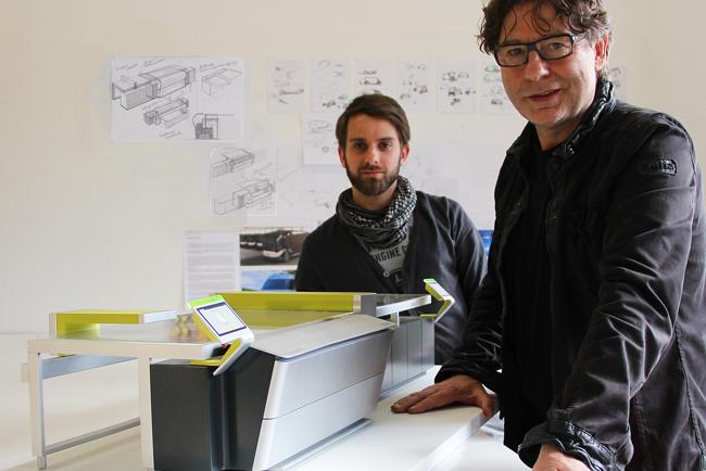 El sistema de exposición de planchas flexográficas Esko Crystal gana el premio Red Dot