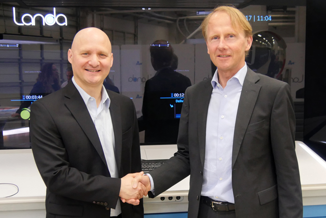 Landa announces 2017 beta customer line-up LINE-UP